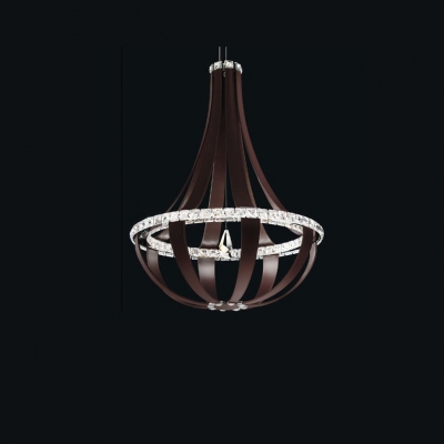 Подвесной светильник Swarovski Lighting Crystal Empire SCE110DE-LR1S