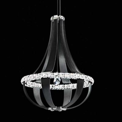 Подвесной светильник Swarovski Lighting Crystal Empire SCE130DE-LB1S