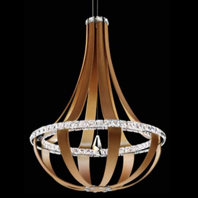 Подвесной светильник Swarovski Lighting Crystal Empire SCE130DE-LC1S