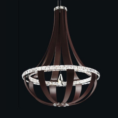 Подвесной светильник Swarovski Lighting Crystal Empire SCE130DE-LR1S