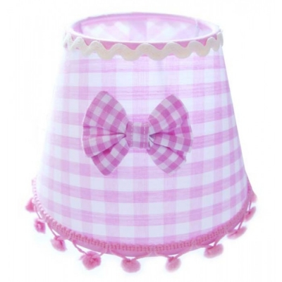 Абажур Donolux Baby Shade C pink bow X S-W54/x,T56/x