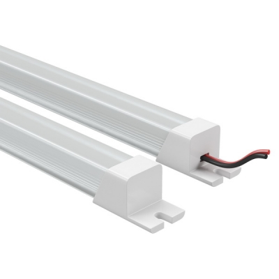 409114 Лента в PVC-профиле Lightstar PROFILED 400014 12V 9.6W 120LED 4500K с прямоуг.расс.мат-л:пластик, шт