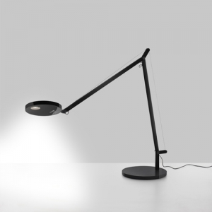 Офисная настольная лампа Artemide Design Demetra Led Black table - Body 3000K