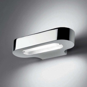 Бра Artemide Design Talo Fluo Wall Polished Chrome