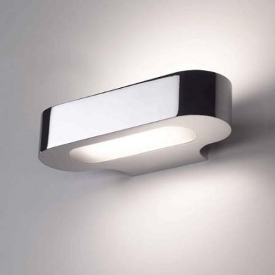 Подсветка для зеркал  Artemide Talo parete LED - polished chrome