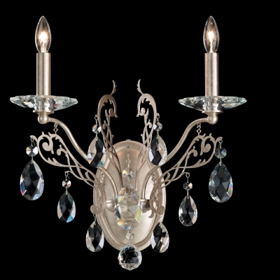 Бра Schonbek Filigrae Heritage Wall Sconce FE7002 Antique Silver