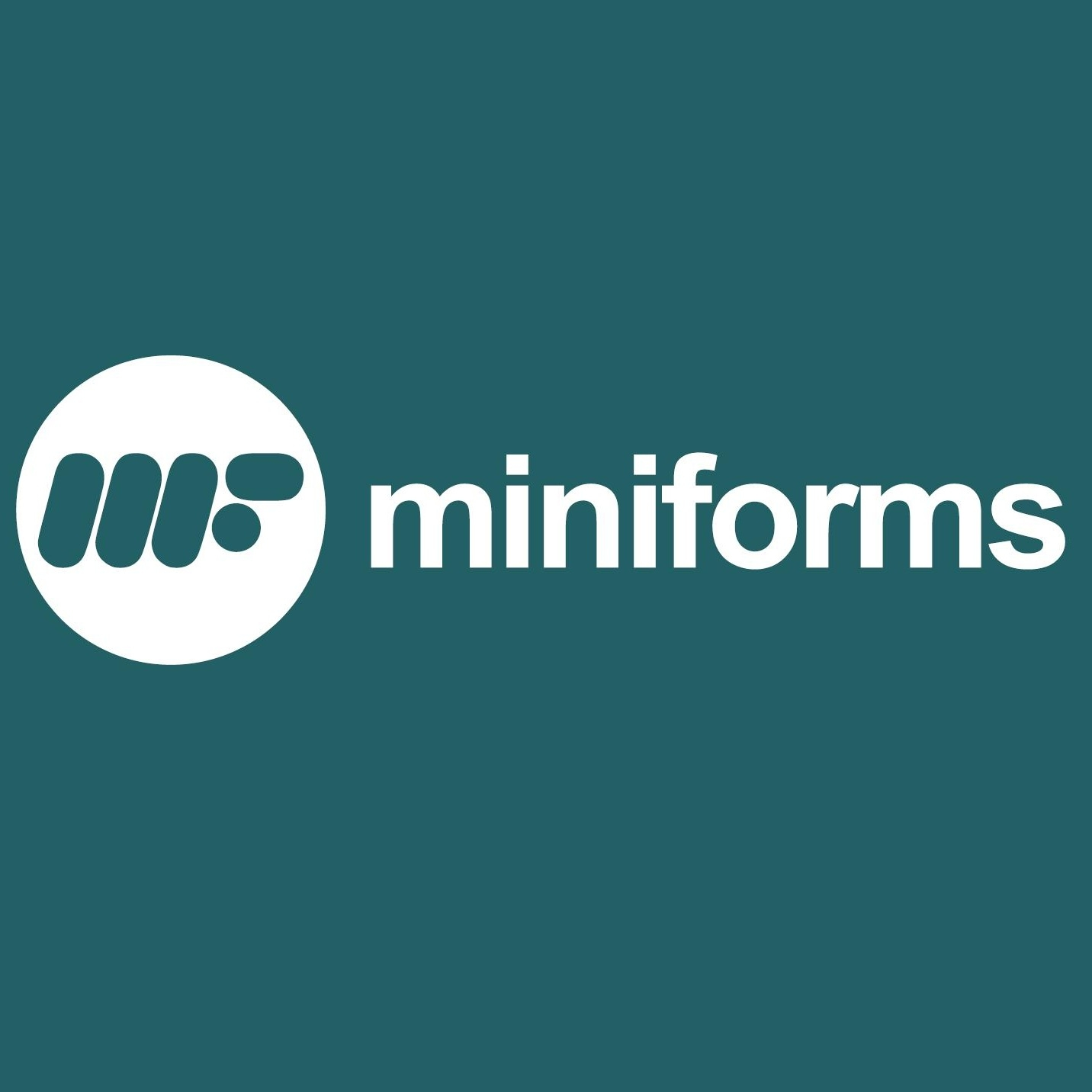 Miniforms (MF)